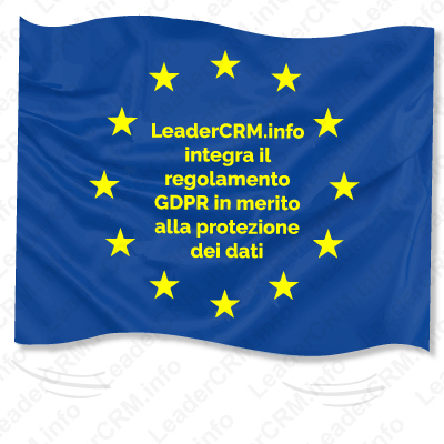 SOFTWARE GESTIONALE con GDPR  canone mensile